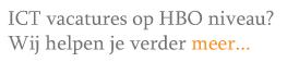HBO ICT vacatures